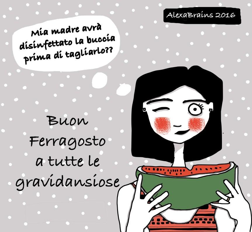 Gravidanza-Ferragosto-Vacanze